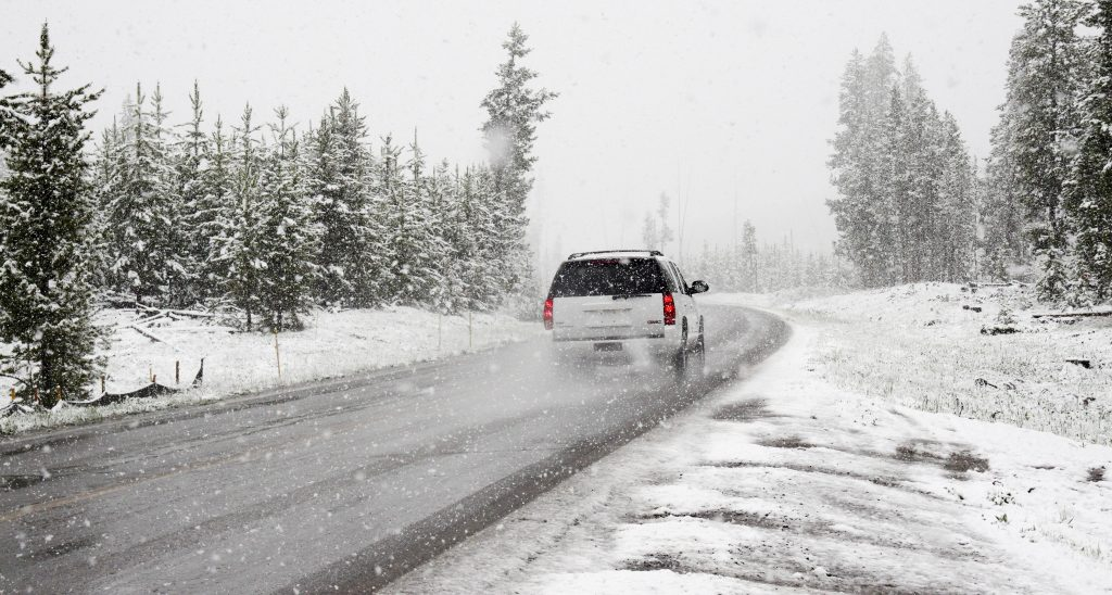 Make Sure Your Car's Ready For Winter!