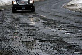 How Do Potholes Damage Your Vehicle?